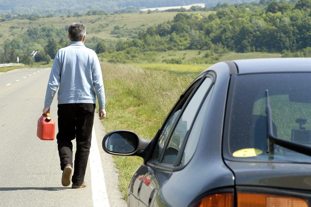 Dépannage d'essence par Remorquage Mirabel à Saint-Canut